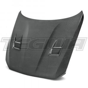 Seibon DV-Style Carbon Fibre Bonnet BMW F22 2 Series/F87 M2 14-21