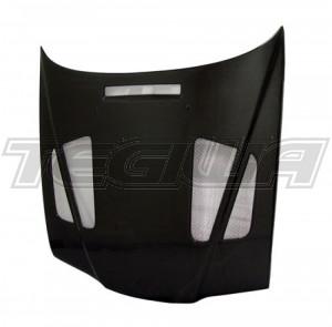 Seibon ER-Style Carbon Fibre Bonnet BMW E36 3 Series/M3 Coupe 92-98