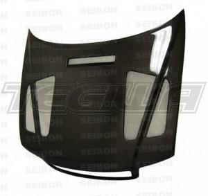 Seibon ER-Style Carbon Fibre Bonnet Audi A4 B5 96-01