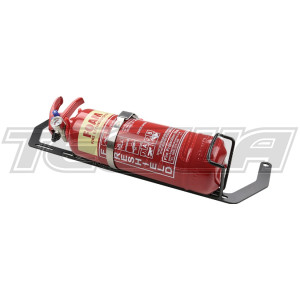 KAP INDUSTRIES FIRE EXTINGUISHER BRACKET RENAULT MEGANE 2 - WITHOUT EXTINGUISHER