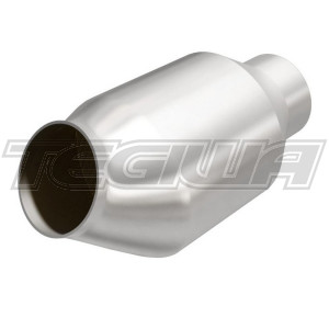 MAGNAFLOW 59979 200 CELL CPSI UNIVERSAL METALLIC HIGH FLOW SPORTS CAT 3 INCH 76.2MM