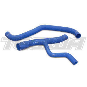 Mishimoto Silicone Radiator Hose Kit Ford Mustang GT 01-04 Blue