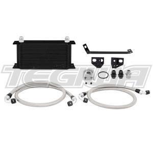 Mishimoto Oil Cooler Kit Ford Mustang Ecoboost 15-17 Black