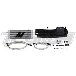 Mishimoto Oil Cooler Kit Ford Focus RS 16-18 Silver