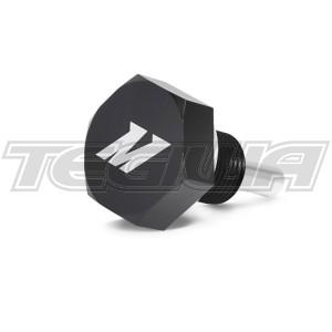 Mishimoto Magnetic Oil Drain Plug M14 x 1.25 Black