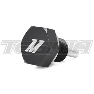 Mishimoto Magnetic Oil Drain Plug M16 x 1.5 Black