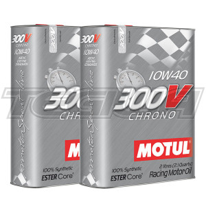 MOTUL 300V CHRONO 10W40 SYNTHETIC ENGINE OIL