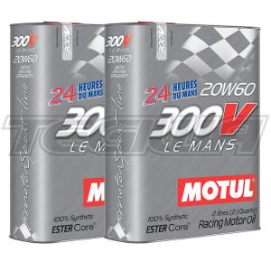 MOTUL 300V LE MANS 20W60 SYNTHETIC ENGINE OIL