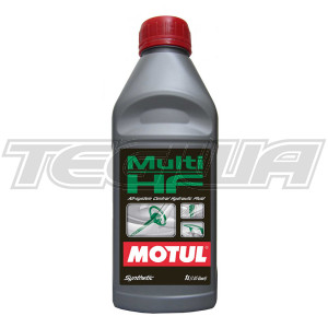 MOTUL MULTI HF SYNTHETIC HYDRAULIC FLUID