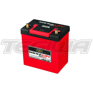 Mega-Life MV-19L LiFePO4 Lithum-Ion Lightweight Race Battery