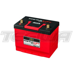 Mega-Life MV-26R LiFePO4 Lithum-Ion Lightweight Race Battery