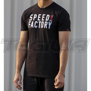 SPEEDFACTORY RACING NW PREMIUM T-SHIRT - BLACK