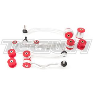 Verkline Full Front Polyurethane Wishbones Bushings Kit Audi B6/B7