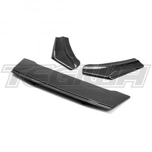 Seibon SA-Style Carbon Fibre Rear Lip Ford Focus RS 16-18