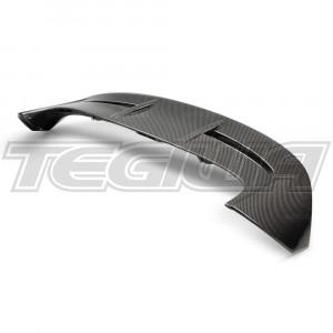 Seibon ST-Style Carbon Fibre Rear Spoiler Ford Fiesta Hatchback 11-17