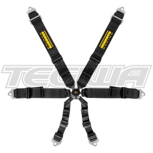 SCHROTH PROFI 3X3 6 POINT HARNESS