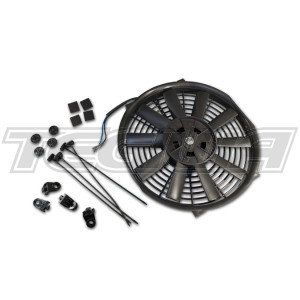 "TEGIWA 12"" SLIM RADIATOR FAN"