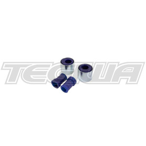 SUPERPRO FRONT CONTROL ARM LOWER-INNER REAR BUSH KIT: 60MM SHELL: DOUBLE-OFFSET PERFORMANCE ALIGNMENT KIT