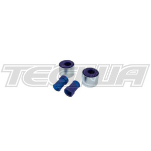 SUPERPRO FRONT CONTROL ARM LOWER-INNER REAR BUSH KIT: 66MM SHELL: DOUBLE-OFFSET PERFORMANCE ALIGNMENT KIT