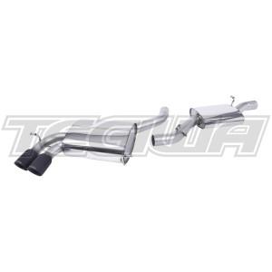 Milltek Exhaust Audi S3 2.0 T quattro 3-Door 8P 06-12