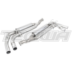 Milltek Cat Back Exhaust Mercedes G-Class G63S (W463) 4.0 Bi-Turbo V8 19-20 - Valved - Carbon