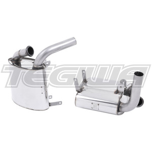 Milltek Cat Back Exhaust Porsche 911 996 Carrera and Carrera S (C2 and C4) 98-05 - Cup System