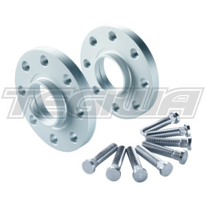 EIBACH SYSTEM-6 10MM WHEEL SPACERS CHRYSLER NEON II FRONT AXLE 99-06 (PAIR) SILVER