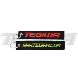 TEGIWA V4 LANYARD KEY RING CHAIN BLACK
