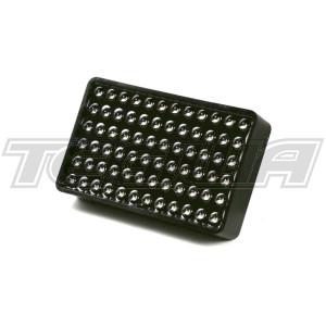 TEGIWA FIA/MSA LED RAIN LIGHT RED RACING FOG