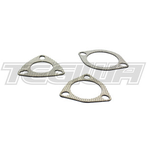 "TEGIWA 3"" 2-BOLT OVAL EXHAUST GASKET"