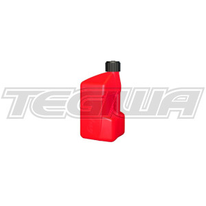 TEGIWA 20 LITRE TUFF JUG - RED NORMAL CAP