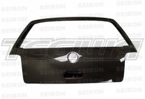 Seibon OEM-Style Carbon Fibre Boot Lid Volkswagen Golf 1J MK4 99-06