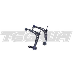 SUPERPRO FRONT COMPLETE FRONT CONTROL ARM ASSEMBLIES: PERFORMANCE UPGRADE WITH CASTER-INCREASE