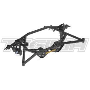 Verkline Rear Lightweight Tubular Subframe Track - Audi RS3 S3 A3/TTRS TTS TT/VW Golf MK5 MK6 MK7/Seat Leon