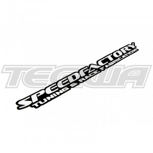 SPEEDFACTORY RACING WINDSHIELD BANNER 32""