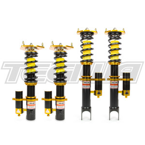 YELLOW SPEED RACING CLUB PERFORMANCE COILOVERS BMW 3-SERIES E91