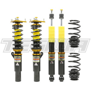 YELLOW SPEED RACING YSR DYNAMIC PRO SPORT COILOVERS RENAULT CLIO RS 200 MK3 FL 10-12